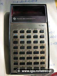 Calculator Texas Instruments