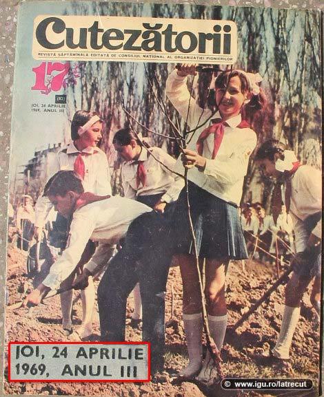 Cutezatorii 17/1969