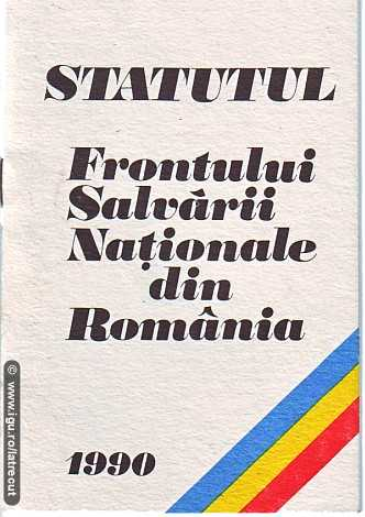 Statutul FSN