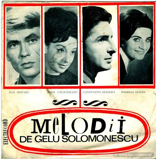 Melodii de Gelu Solomonescu